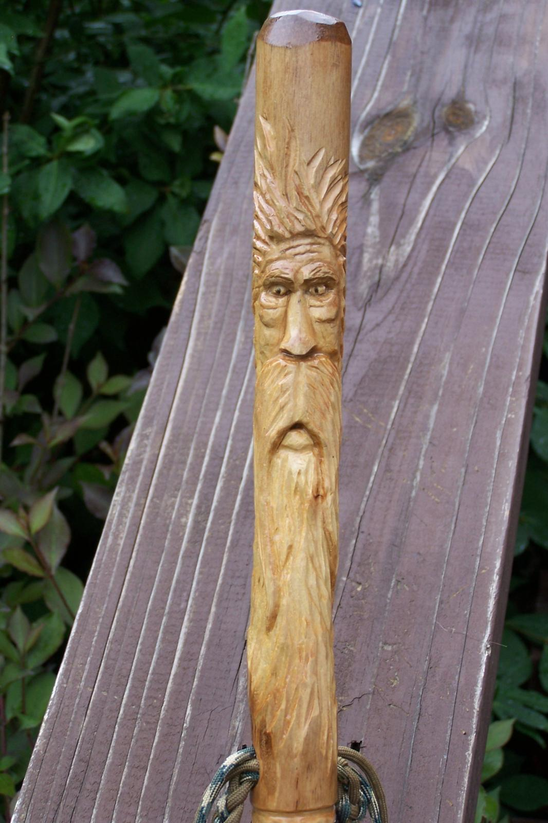 Birch Stick Homemade Walking Sticks Walking Stick Forum